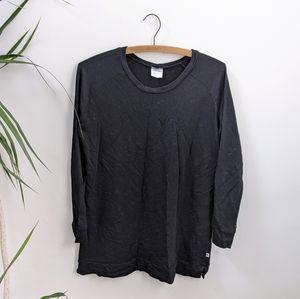 Jax & Lennon Black Long Sleeve Sweater
